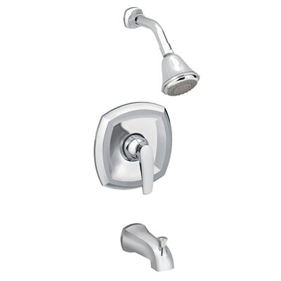 American Standard Copeland Diverter Bath/Shower Faucet Trim Kit with Slip-On Tub Spout