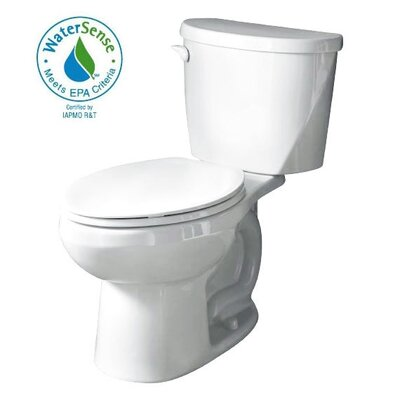 Evolution 2 Flowise Right Height 1.28 GPF Elongated 2 PieceToilet with Right Hand Trip Lever ...