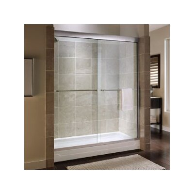 American Standard Tuscany Frameless Bypass Tub and Shower Door