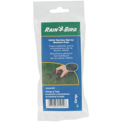 Rainbird 1800 Series Spray Sealed Cap