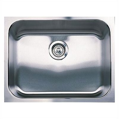 "Blanco Spex 23"" x 18"" Plus Single Bowl Undermount Kitchen Sink"
