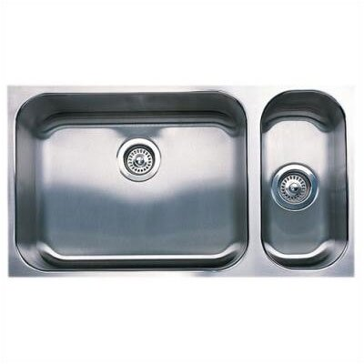 "Blanco Spex 32"" x 18"" Bowl Undermount Kitchen Sink"