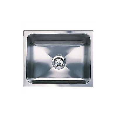 "Blanco 21"" x 18"" Magnum Single Bowl Undermount Kitchen Sink"