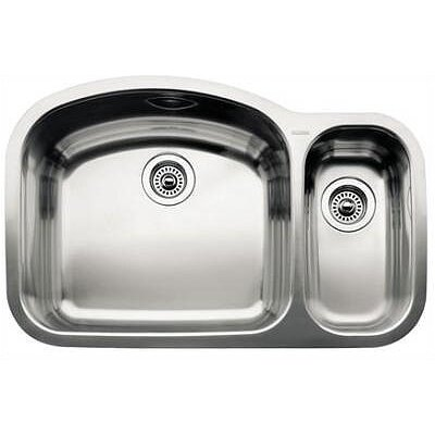 Blanco 1.5 Bowl Undermount Sink