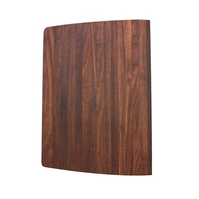 Blanco Performa 1.75 Walnut Cutting Board