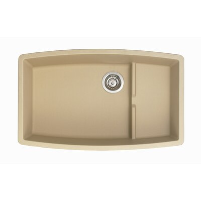 "Blanco Performa 32"" x 19.5"" Cascade Kitchen Sink"