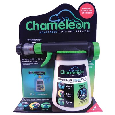 Hudson Chameleon Convertible Hose End Sprayer