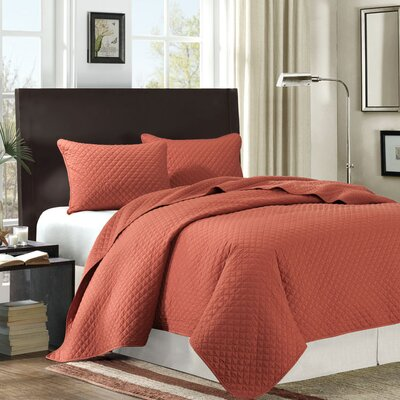 Hampton Hill Las Brisas 3 Piece Coverlet Set