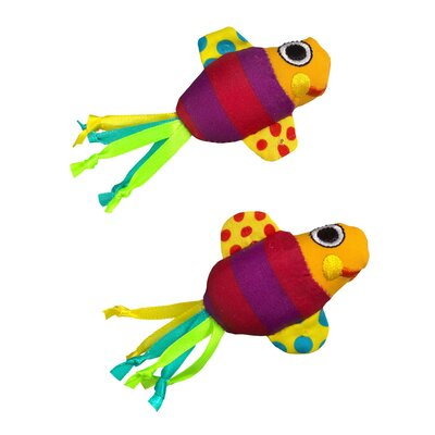 PetStages Fishy Fun Cat Toy