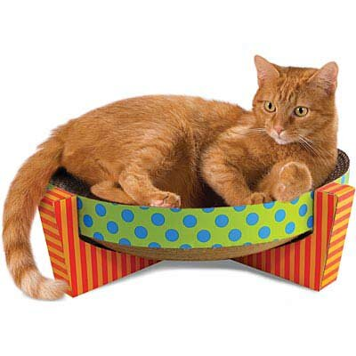 PetStages Snuggle Sisal Cat Cat Perch