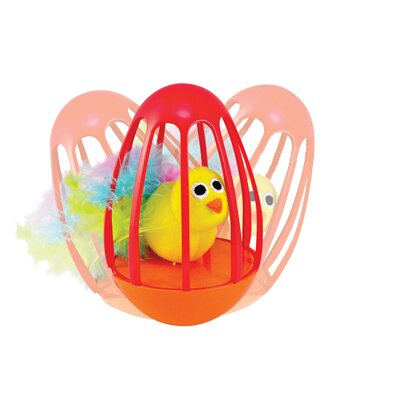 PetStages Pretty Bird Wobble Cage