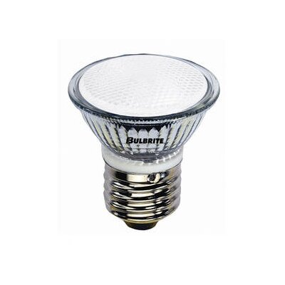 Bulbrite Industries 35W MR16 Halogen Lensed Bulb in Warm White