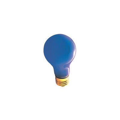 Bulbrite Industries 60W Plant Grow A19 A Shape Bulb