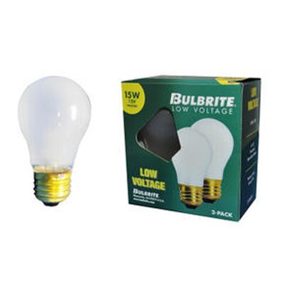 Bulbrite Industries A15 Incandescent Bulb