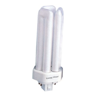 Bulbrite Industries 42W Dimmable Compact Fluorescent Triple Electronic 4-Pin Bulb in Neutral White