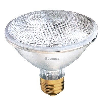 Bulbrite Industries 75W PAR30 Halogen Narrow Flood Light Bulb in Warm White