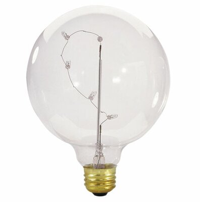 Bulbrite Industries 5W Starlight G40 Globe Bulb in Warm White