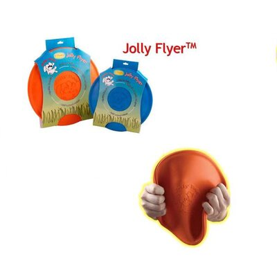 Jolly Pets Jolly Flyer Dog Toy