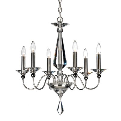 Jasmine 6 Light Chandelier