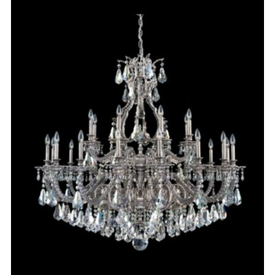 Schonbek Sophia 24 Light Foyer Chandelier