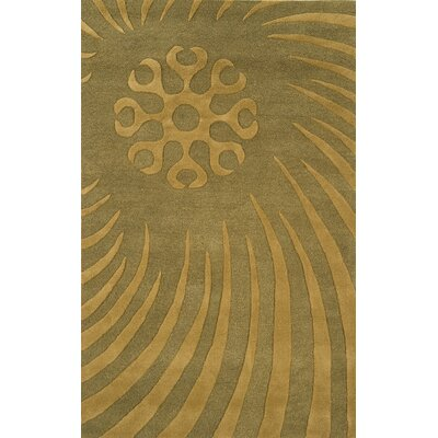 Continental Rug Company Edge Light Sage Rug