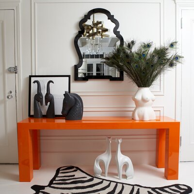 Jonathan Adler Queen Anne Mirror