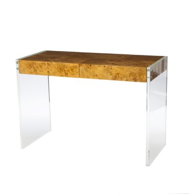 Jonathan Adler Bond Lucite Desk