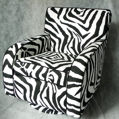 East Coast Seating Zebra Glider Swivel Rocker