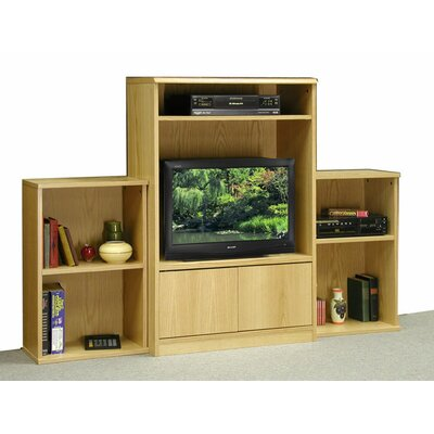 Rush Furniture Heirlooms Entertainment Center