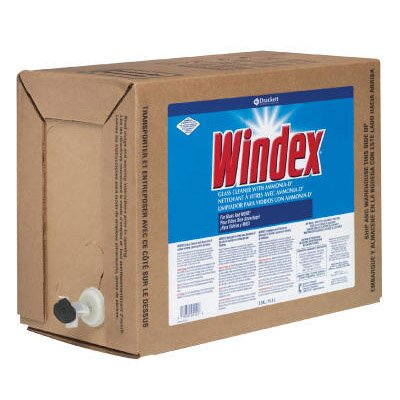 Windex® Powerized Formula Glass Cleaner with Liquid