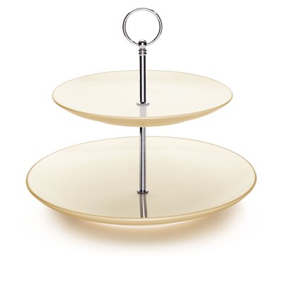 Noritake Colorwave Round Hostess Serving Tray