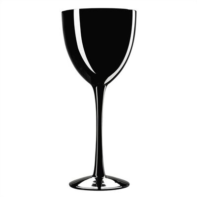 Palais Black 8 oz. Wine Glass