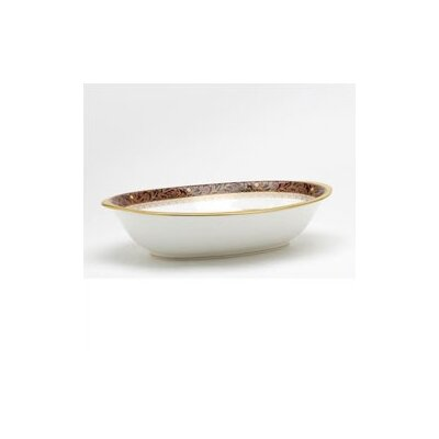 "Noritake Xavier Gold 10"" Vegetable Bowl"