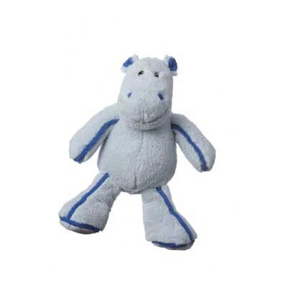 MultiPet Borderlines Hippo Plush Toy
