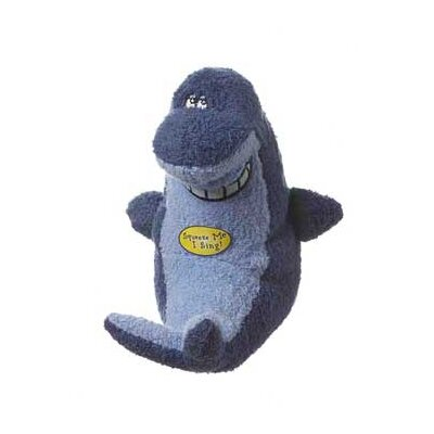 MultiPet Deedle Dudes Shark Plush Toy