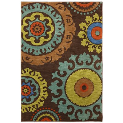 Panache Coffee Bean Indonesia Rug
