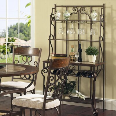 Steve Silver Furniture Callistro Baker's Rack