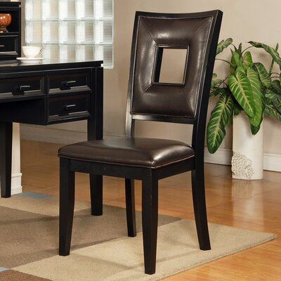 Steve Silver Furniture Velasco Vinyl Desk Chair