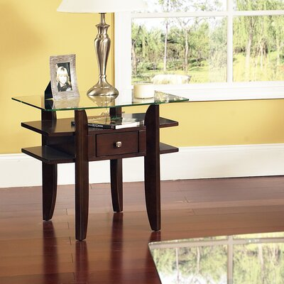 Steve Silver Furniture Gayle End Table