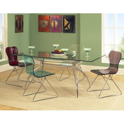 Steve Silver Furniture Carnival Dining Table