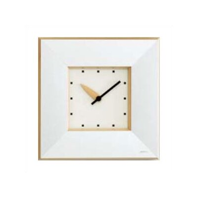 Wall Clock Chrome Decor | Wayfair