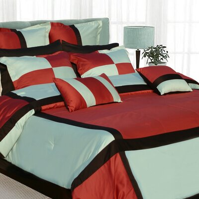 Allure 8 Piece Comforter Set
