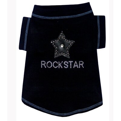 Hip Doggie Rockstar Dog Tee