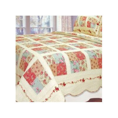 J&J Bedding Athens Quilt Collection
