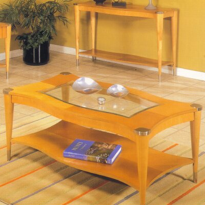 Alpine Furniture Sausalito Coffee Table