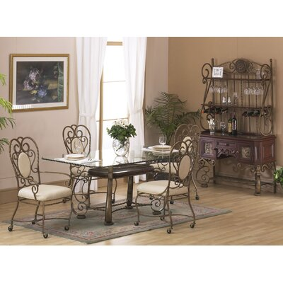 Alpine Furniture Astoria Dining Table