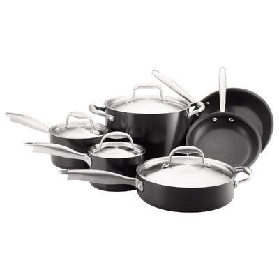 Titanium 10-Piece Cookware Set