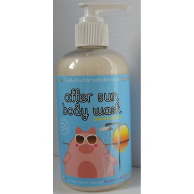Belly Buttons and Babies Sweet Lemon After Sun Care Body Wash (8 oz.)