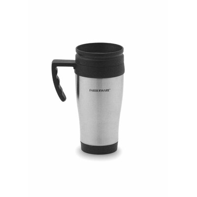 Farberware Stainless Steel Mug (Set of 2)