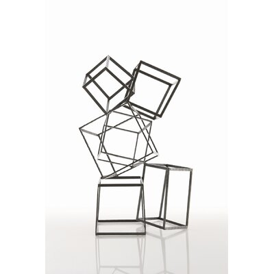 ARTERIORS Home Mondrian Iron Sculpture
